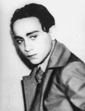 Grynszpan: shot Nazi diplomat.