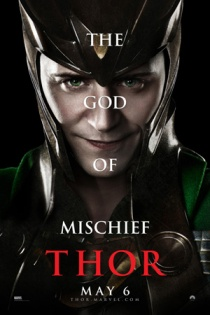 Loki. Evil but compelling.
