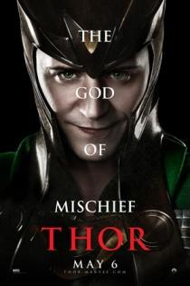Loki. Evil but compelling.