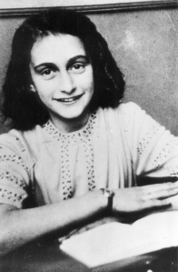 What did Anne Frank do wrong? Nothing bad, don't worry.