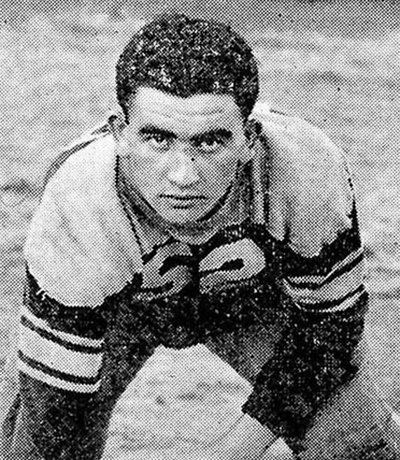 Ed Asner played on the Young Ed O'neill Football