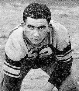 Ed Asner played on the offensive line at Wyandotte High in Kansas.