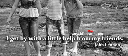 little-help-from-friends