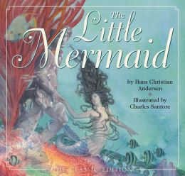 "My mom was no fan of Hans Christian Andersen's ""The Little Mermaid."""