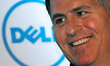 Dell Inc founder Michael Dell