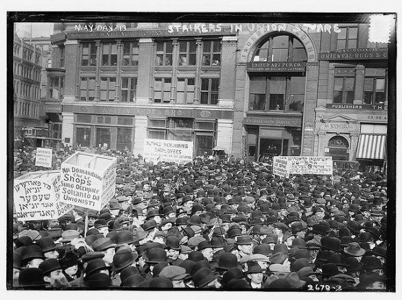 May-Day-Strike-1913-Union-Square