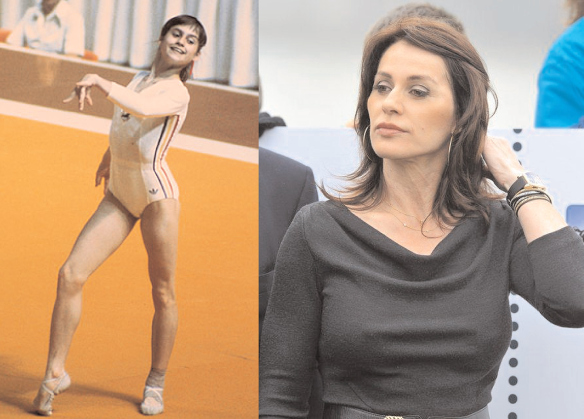 Discussion nadia comaneci young and hot consider, that