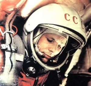 Yuri_Gagarin_by_Edloidas